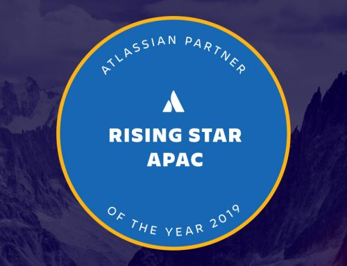 iZeno Awarded Atlassian Partner of the Year 2019: Rising Star APAC