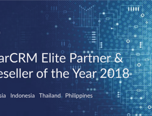 iZeno Named an Elite Partner and APAC Reseller of the Year, 2018 by SugarCRM