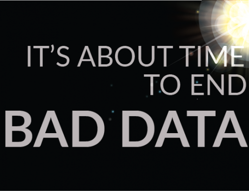 It's Time to End Bad Data