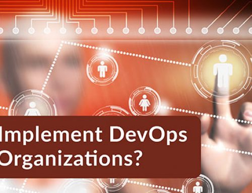 Can You Implement DevOps in Large Organizations?