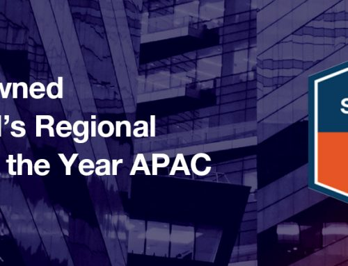 iZeno Crowned SugarCRM's Regional Reseller of the Year APAC