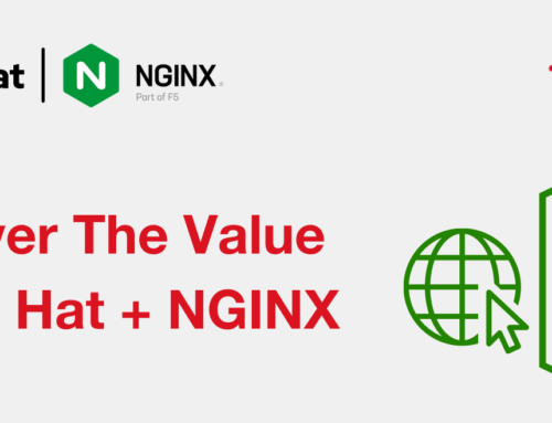 The Value of Red Hat + NGINX