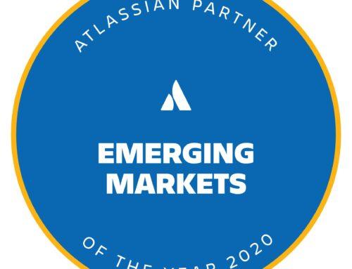 iZeno Awarded Atlassian Partner of the Year 2020: Emerging Markets