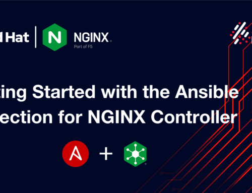 Getting Started with the Ansible Collection for NGINX Controller